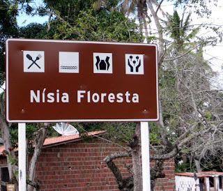 Nísia Floresta e Natal - RN