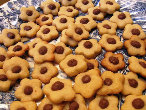 Os biscoitinhos que prometi...olha que fofos.