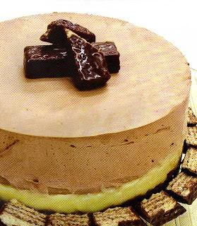 torta de bis sem mousse