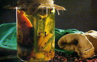 Conserva de Pimentões em azeite