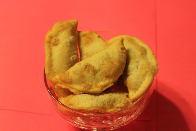 Dry Fruit Baked Karanji