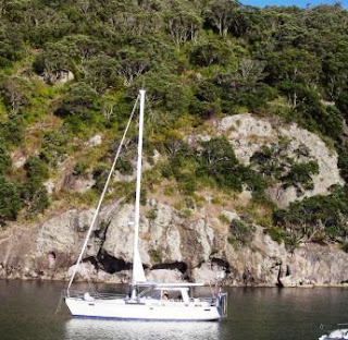 A New Zealand French Bread Recipe and Labour Weekend, No Sailing