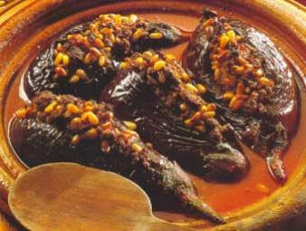 conserva de beringela arabe