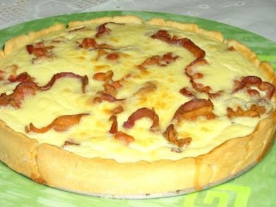 Torta de queijo fofinha