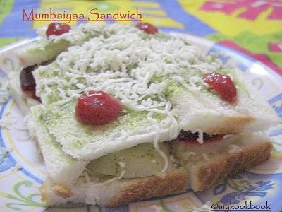 Mumbaiyaa Sandwich