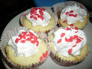 de cupcake com margarina qualy