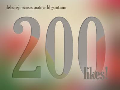 200 fans!
