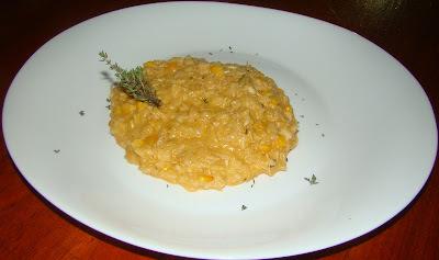 risoto de frango com creme de leite e requeijao