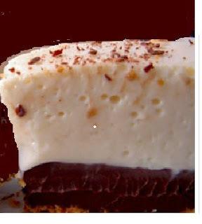 TORTA DE LIMÃO E CHOCOLATE