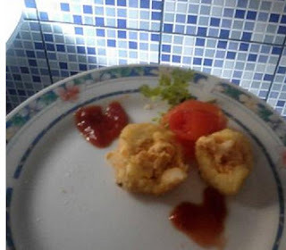 coxinha de batata assada no forno