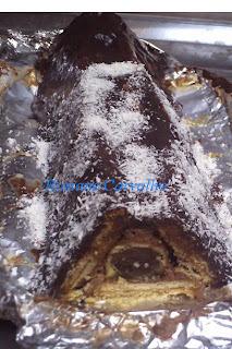 Casinha Trufada de Natal