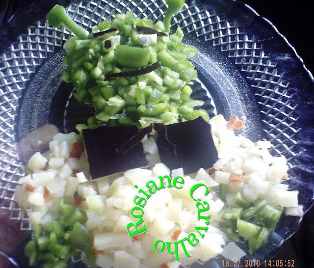 Salada do Shrek