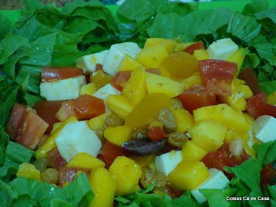 Salada de manga