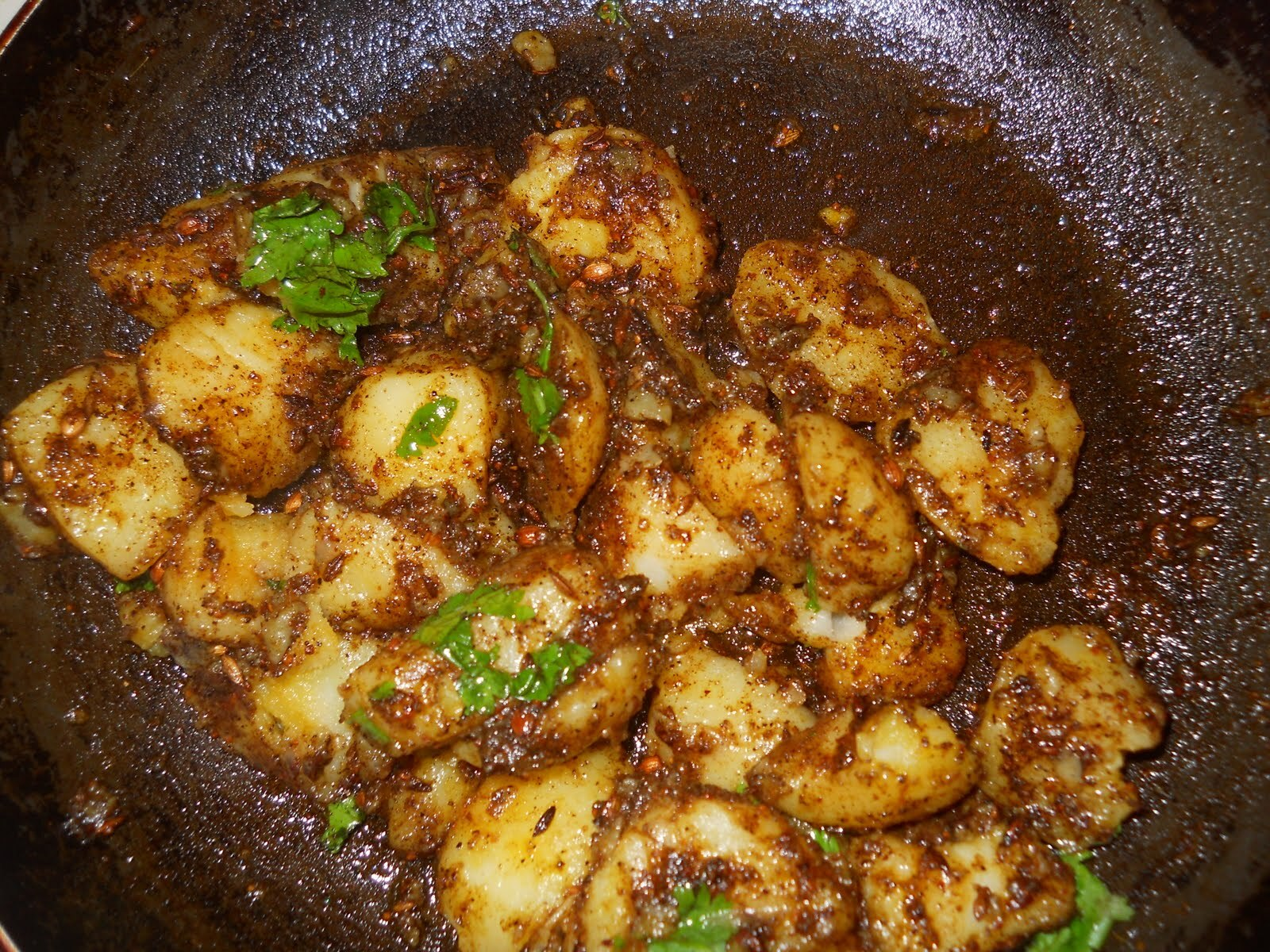Aaloo Zeera Recipe