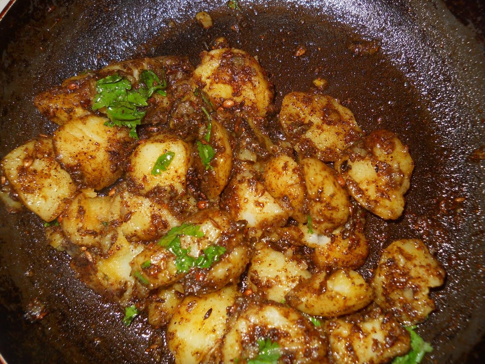 Aaloo Zeera Recipe
