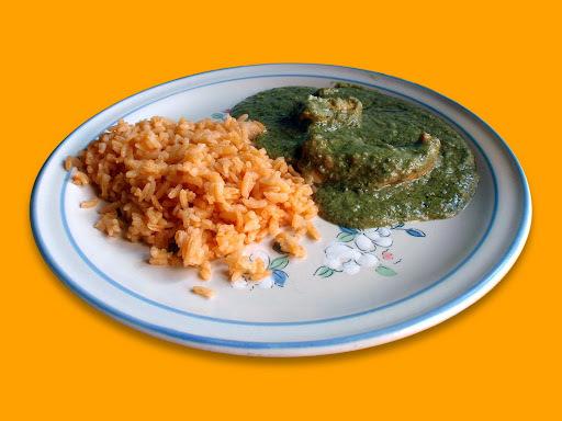 carne de puerco en salsa verde