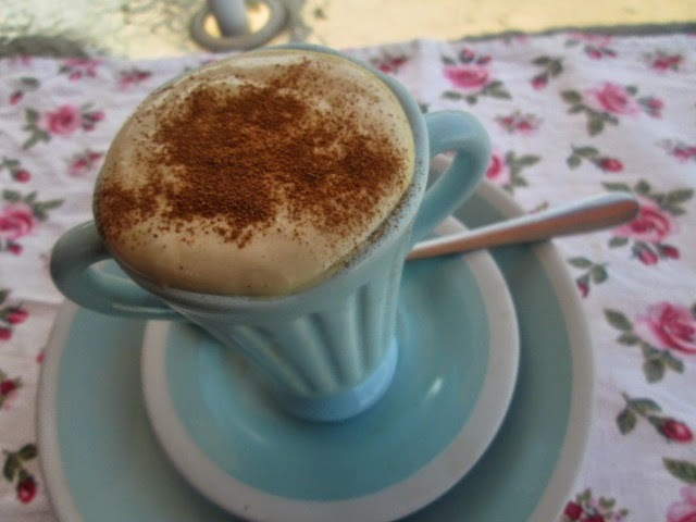 Cappuccino mousse   (mousse capucchino)