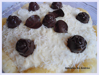 recheio de bolo com leite condensado e creme de leite
