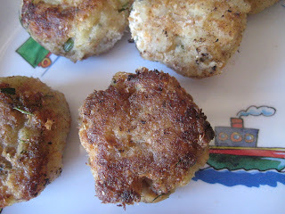 fishcakes with pilchards
