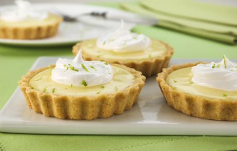 Tortelete de limão