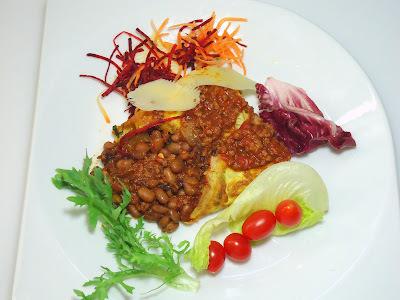 carne moida com molho mexicano