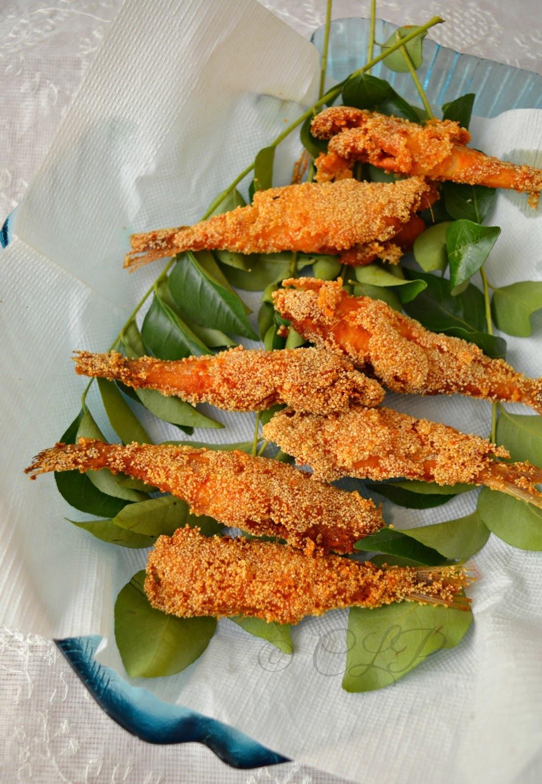 Nethili Fish Fry - Karnataka Style | Anchovies Fish Fry