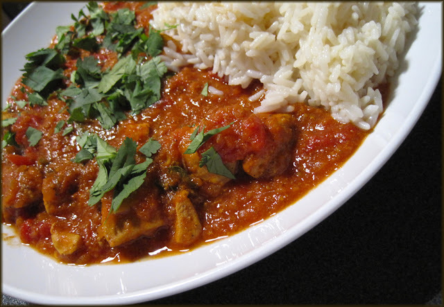 Spicy Chicken Curry for the Slow Cooker