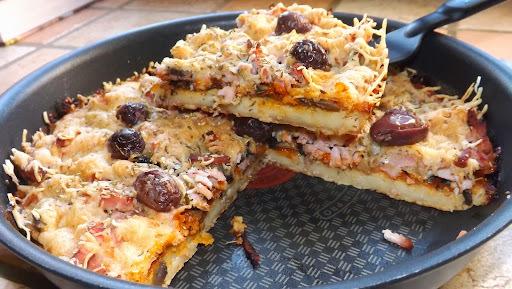 Pizza sans croûte de Nigella Lawson