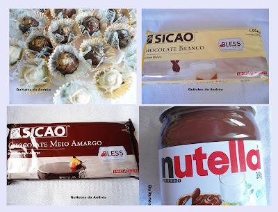 brigadeiro gourmet com glucose