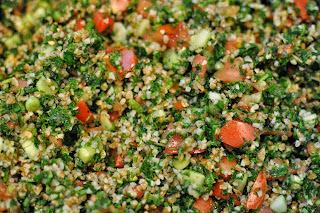 Tabule: A Salada perfeita