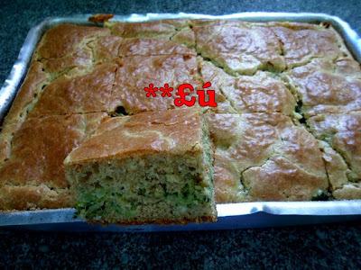 torta de linguiça de liquidificador integral