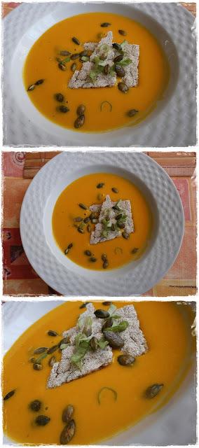 Dyňová polievka