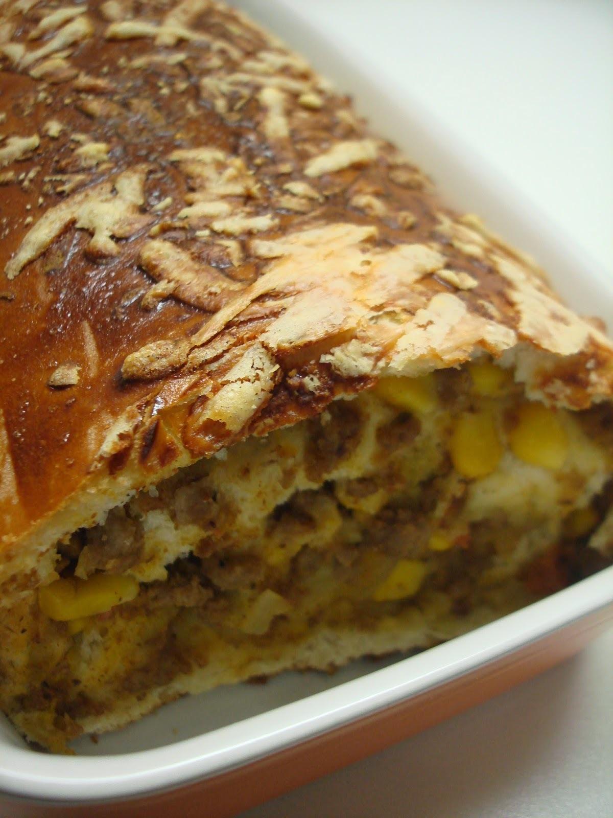 Delícia de Pão Caseiro da Isadora