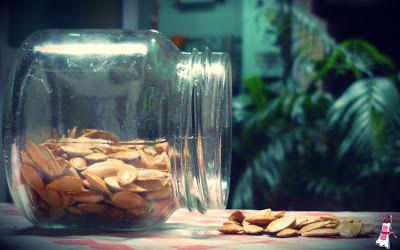 Semillas de calabaza tostadas