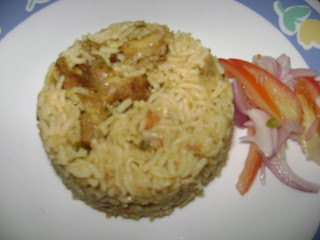 Muniyandi Biryani (Traditional Fare)