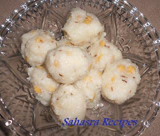 Undrallu / Vinayaka Chaturthi Special