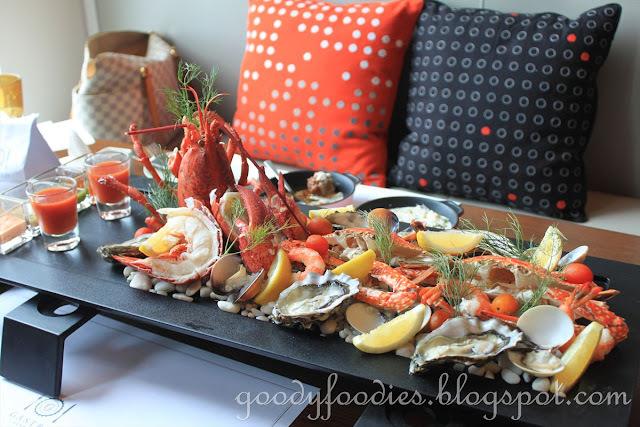 Seafood Rules @ Gastro Sentral, Le Meridien KL