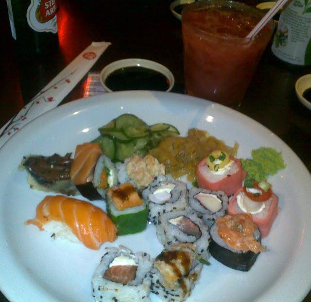 Osanai temaki & sushi: o oriente em Coqueiros