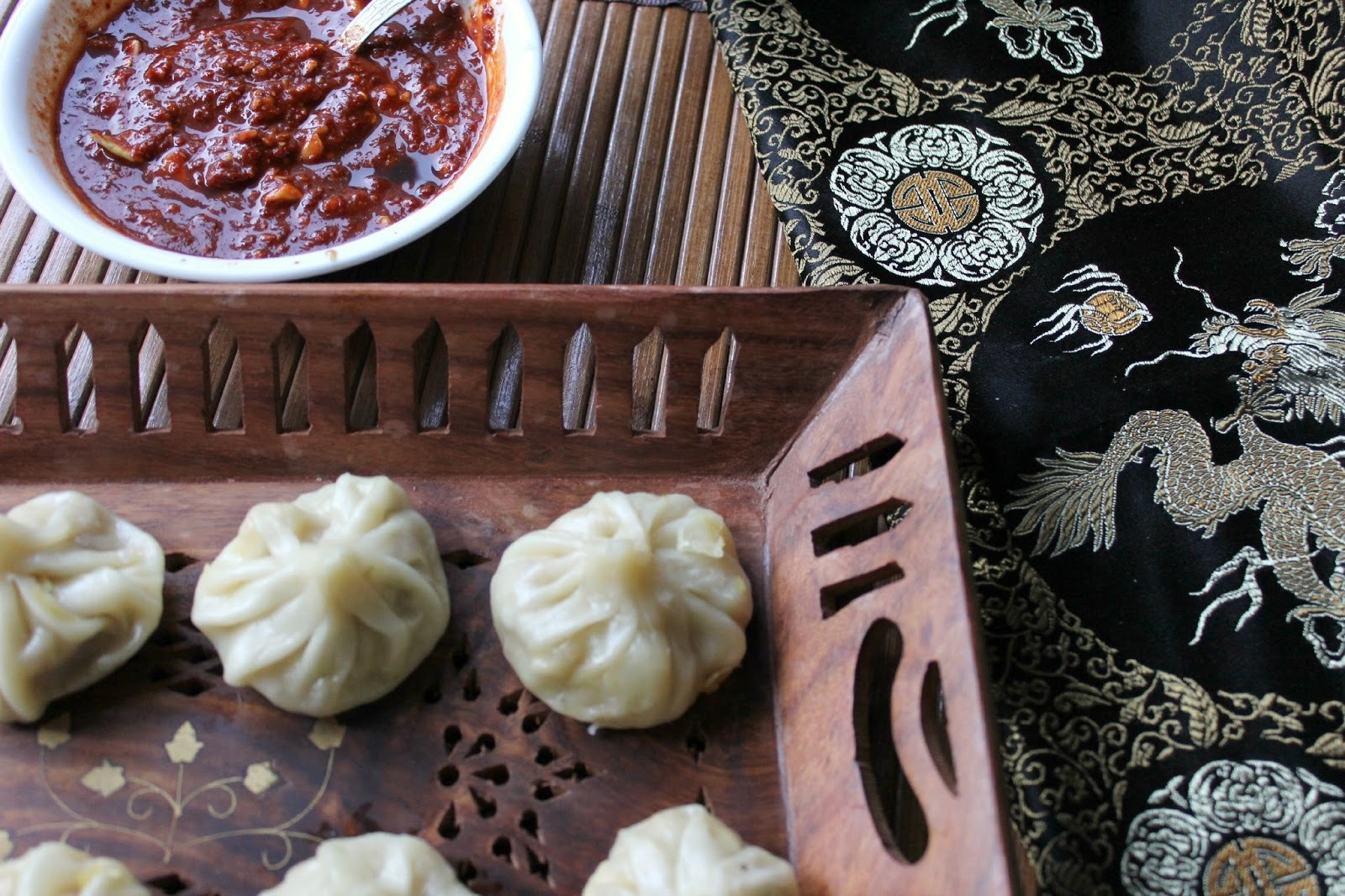 Vegetable Momo – Meghalaya
