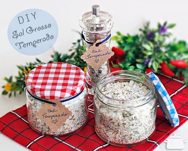 como fazer sal temperado com ervas finas