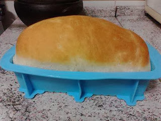 Toque de Chef Dukan - Pão de Farelo de Aveia