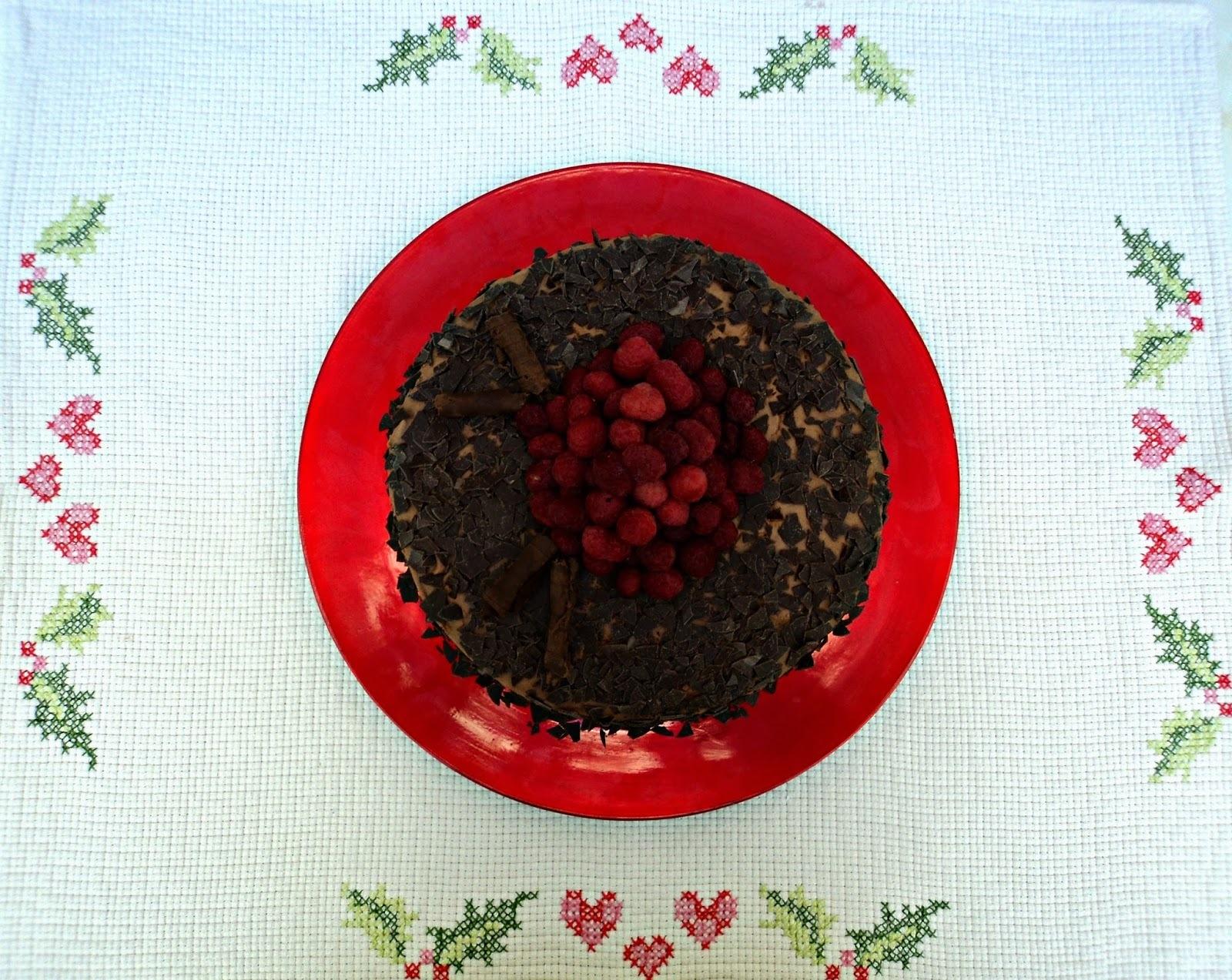 Tarta Sava, cumpleaños de mi madre.
