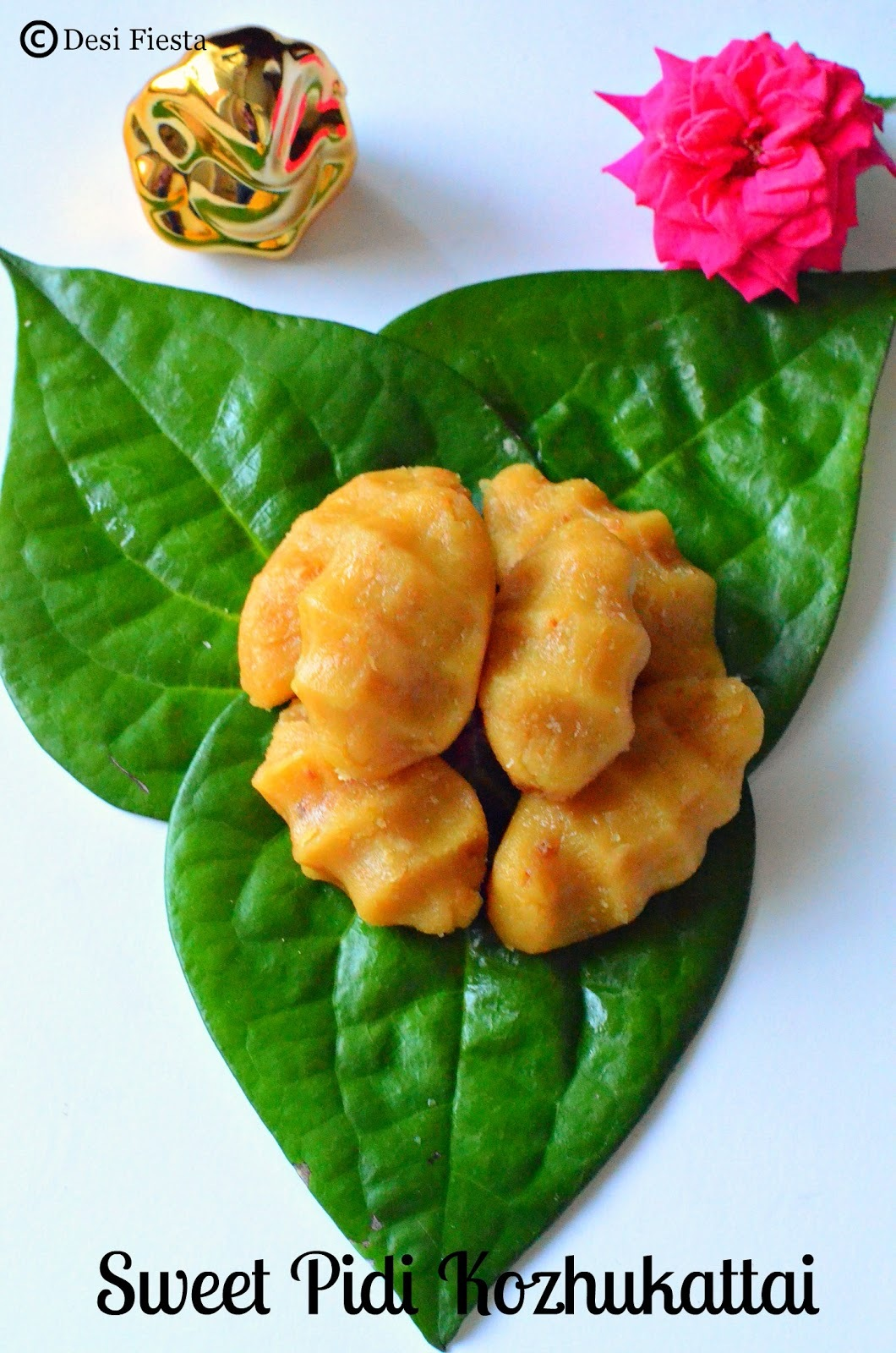 Sweet Pidi Kozhukattai Recipe|Kozhukattai  - Ganesh Chaturthi Recipes