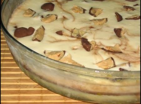 culinaria torta de bombom de sonho de valsa