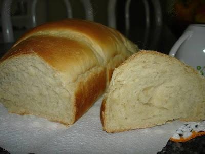 pão caseiro fofinho facil