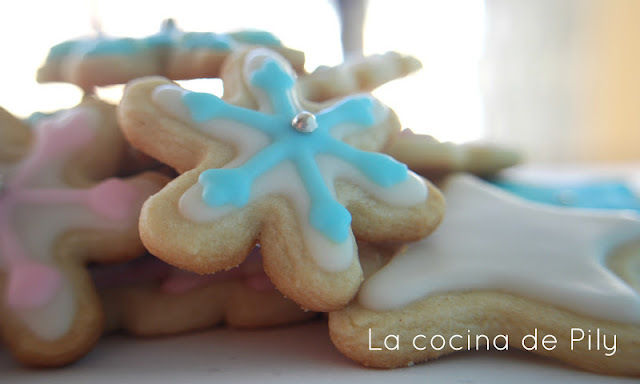 Curso de decoración de galleta navideña