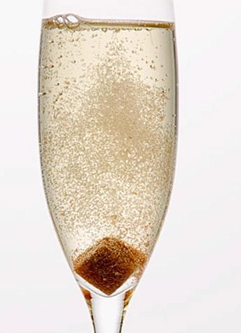 Cocktail de champaña