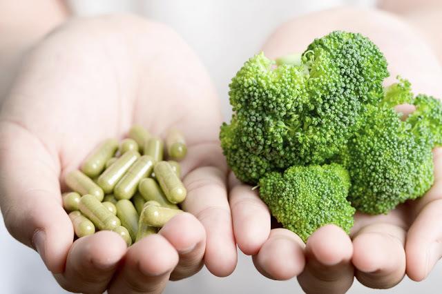 Como a suplementação pode ajudar a alimentação