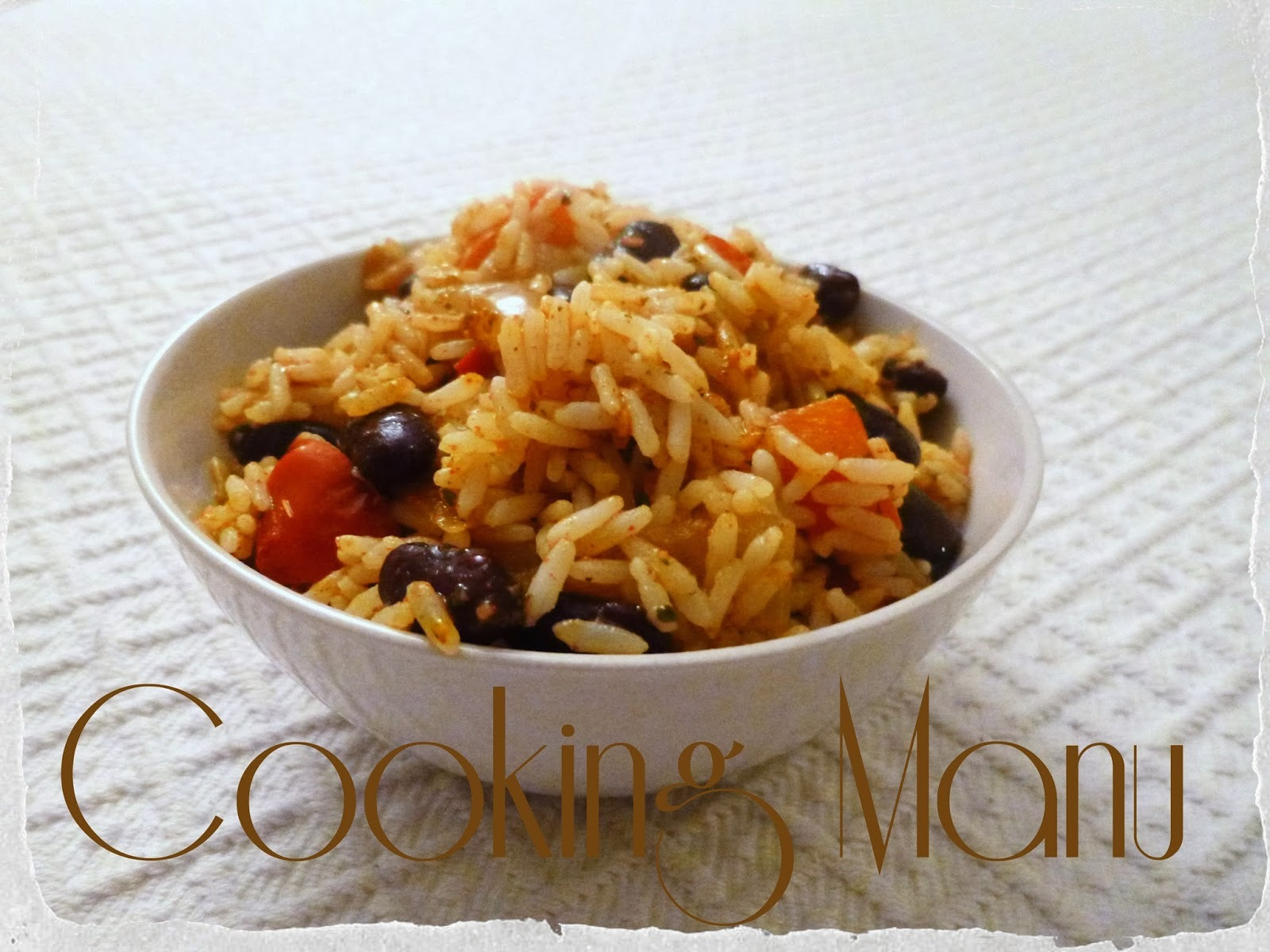 Riso Speziato alla Messicana (Spiced Mexican Rice)