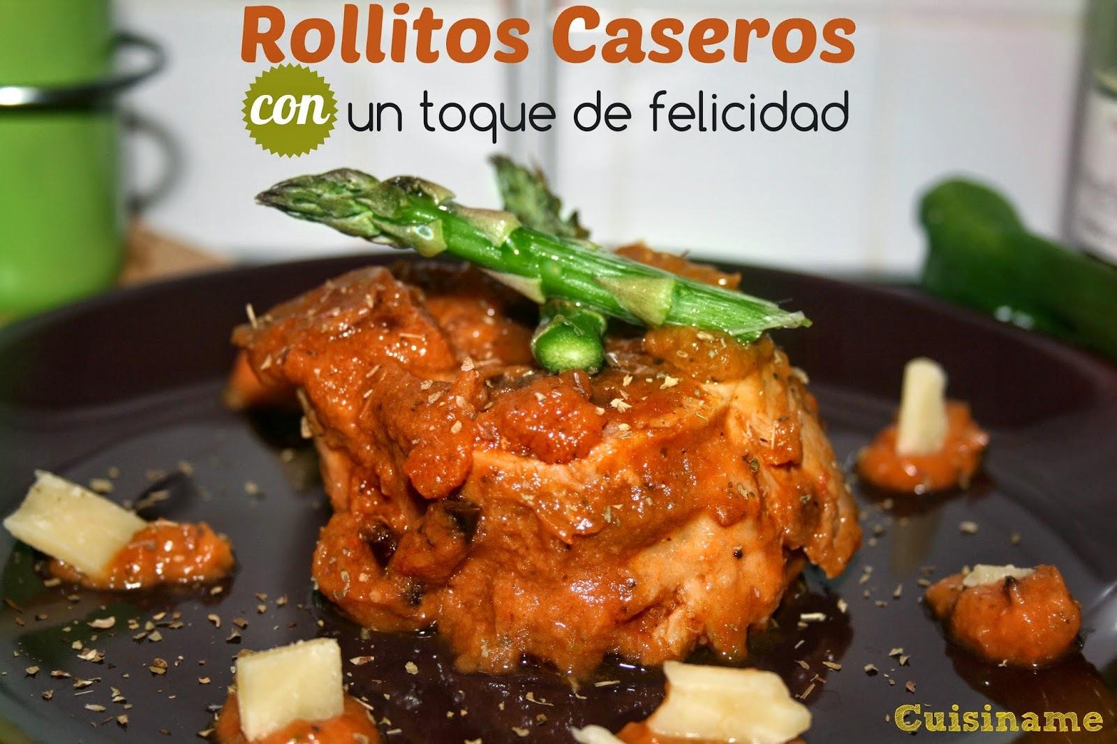 Rollitos de Solomillo | Recetas de Carne